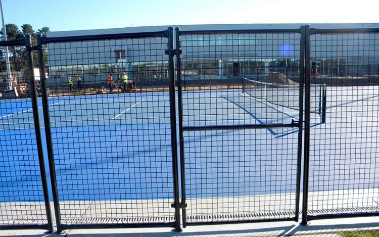 welded wire mesh panels application scenarios