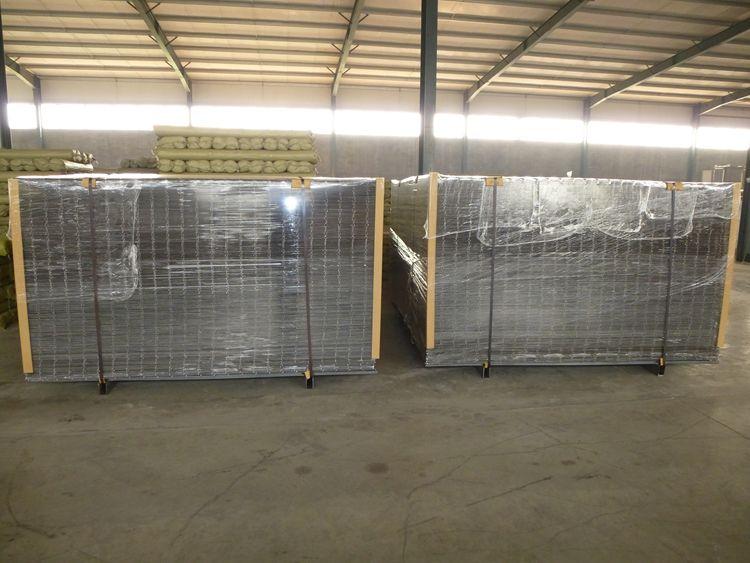 welded wire mesh panels packaging diagram